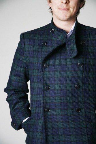 A coat for Moshe – Burdastyle #6039